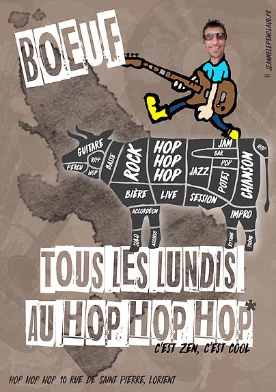 Réalisation pour le Hop Hop Hop (2017)